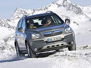 Opel Antara 5 дв. внедорожник (L07)