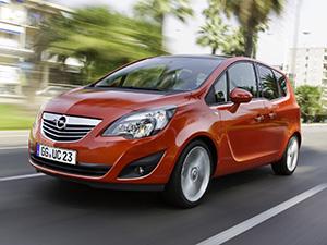 Opel Meriva 5 дв. минивэн Meriva