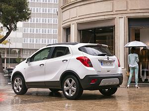 Opel Mokka 5 дв. кроссовер Mokka