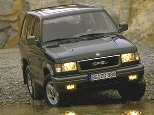 Opel Monterey 3 дв. внедорожник Monterey