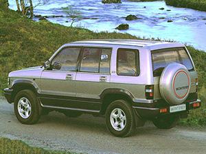 Opel Monterey 5 дв. внедорожник Monterey