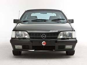 Opel Monza 3 дв. купе Monza