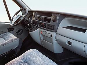 Opel Movano 4 дв. грузопассажирский Movano