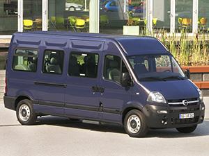 Opel Movano 3 дв. микроавтобус Movano