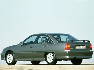 Opel Omega 4 дв. седан Omega