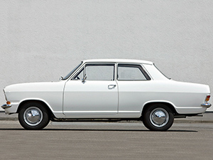 Opel Kadett 2 дв. купе (B)