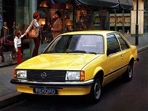 Opel Record 2 дв. седан Rekord