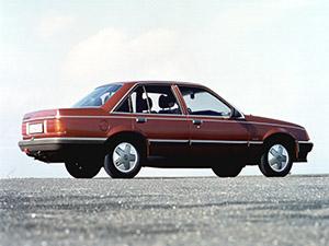 Opel Record 4 дв. седан Rekord
