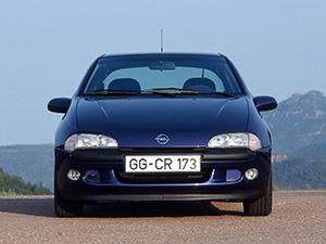Opel Tigra 3 дв. купе (S93)