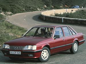 Opel Senator 4 дв. седан Senator