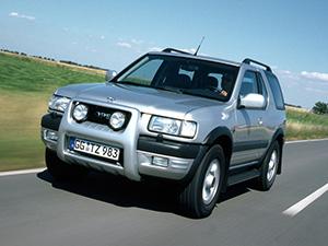 Opel Frontera 3 дв. внедорожник Sport (B)