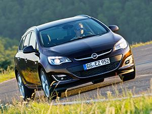 Opel Astra 5 дв. универсал Sports Tourer (J)