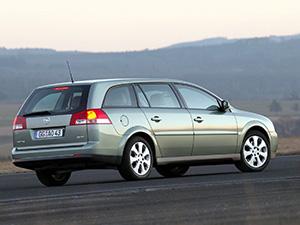 Opel Vectra 5 дв. универсал Stationwagon
