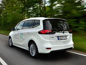 Opel Zafira 5 дв. минивэн Tourer (C)