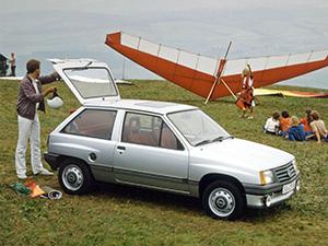 Opel Corsa 2 дв. хэтчбек TR (A)