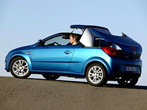 Opel Tigra 2 дв. кабриолет TwinTop (X04)
