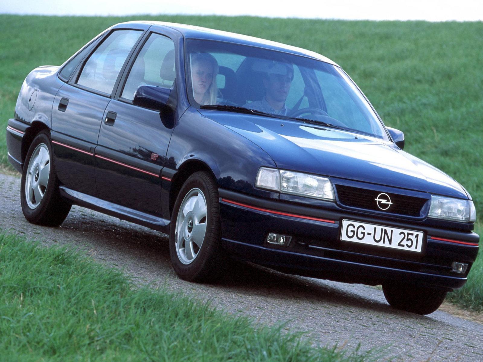 Opel (Опель) Vectra 1992-1995 г.