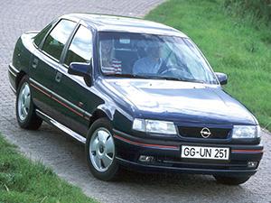 Opel Vectra 4 дв. седан Vectra