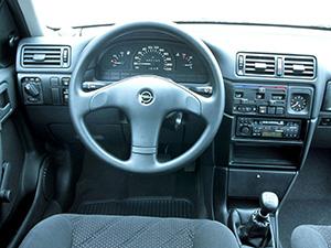 Opel Vectra 5 дв. хэтчбек Vectra