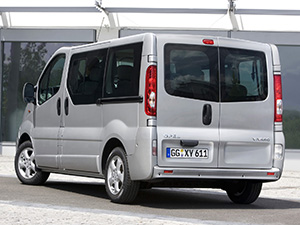 Opel Vivaro 4 дв. минивэн Vivaro