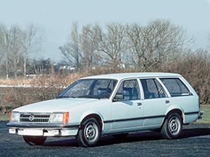 Opel Commodore 5 дв. универсал Voyage (C)