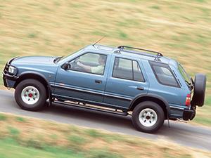 Opel Frontera 5 дв. внедорожник Wagon (A)