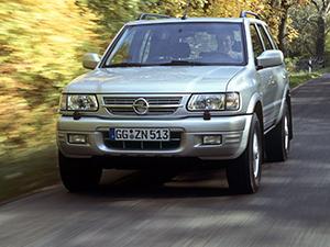 Opel Frontera 5 дв. внедорожник Wagon (B)