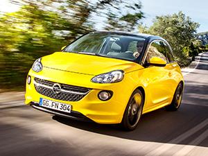 Технические характеристики Opel Adam 1.4 2013- г.