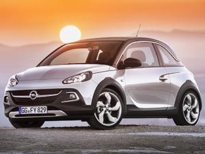 Технические характеристики Opel Adam