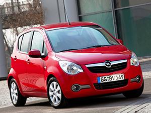 Технические характеристики Opel Agila