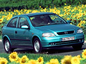 Технические характеристики Opel Astra 2.2 DTi-16V 1998-2004 г.