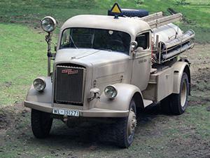 Технические характеристики Opel Blitz