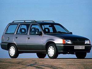 Технические характеристики Opel Kadett 1.6 D 1984-1989 г.