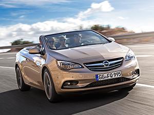 Технические характеристики Opel Cascada