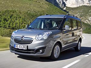 Технические характеристики Opel Combo