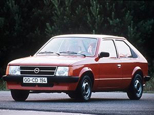 Технические характеристики Opel Kadett 1.3 N 1979-1984 г.