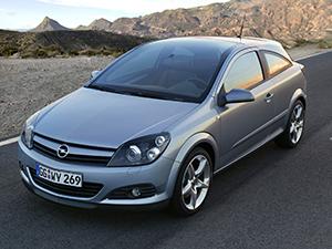 Технические характеристики Opel Astra 1.9 CDTi 2007-2010 г.