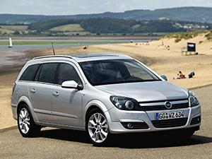 Технические характеристики Opel Astra Stationwagon 1.9 CDTi 2004-2007 г.