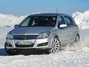 Технические характеристики Opel Astra 1.4 2007-2009 г.