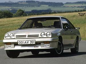 Технические характеристики Opel Manta