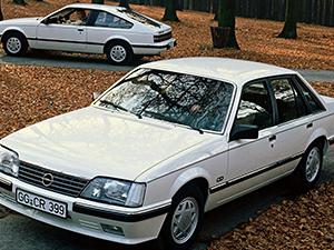 Технические характеристики Opel Monza 2.5 E 1978-1983 г.