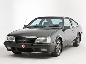 Технические характеристики Opel Monza