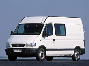 Технические характеристики Opel Movano Combi J9 2.8 DTI 1999-2003 г.