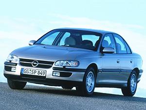Технические характеристики Opel Omega 2.0i 1994-1997 г.
