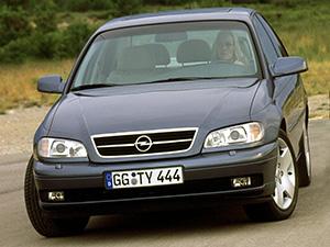 Технические характеристики Opel Omega 2.2i-16V 1999-2003 г.