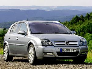 Технические характеристики Opel Signum 3.0-V6 CDTI 2003-2005 г.