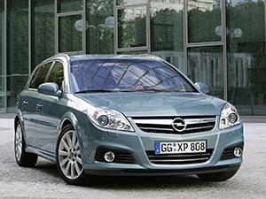 Технические характеристики Opel Signum
