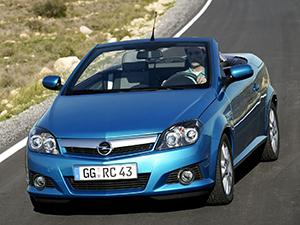 Технические характеристики Opel Tigra