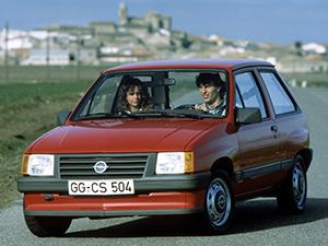 TR (A) с 1983 по 1985