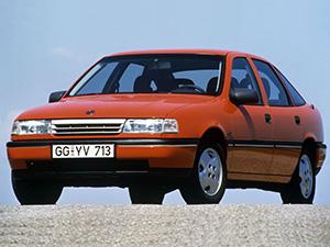 Технические характеристики Opel Vectra 1.8i 1988-1992 г.